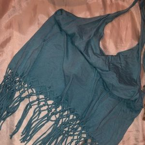 NWT Solow halter top